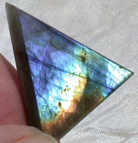 Faceted Labradorite cut gems Gemstone Gallery